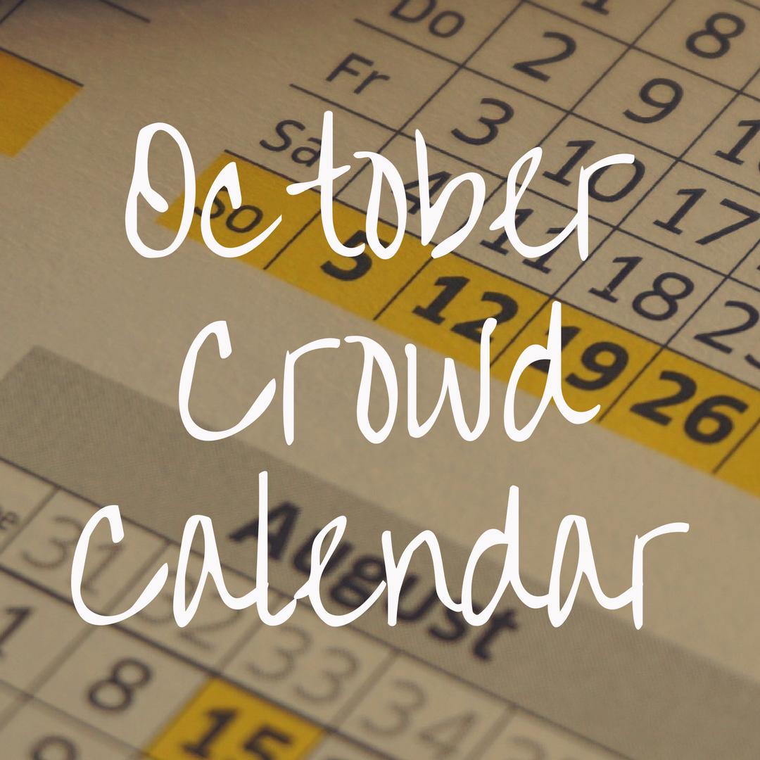 Disney World Crowd Calendar for October