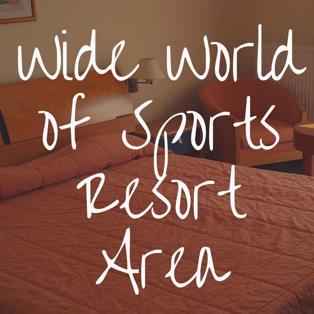 ESPN Wide World of Sports Resort Area Hotels