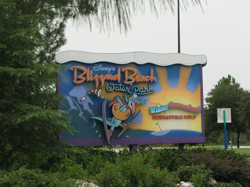 Blizzard Beach Restaurants