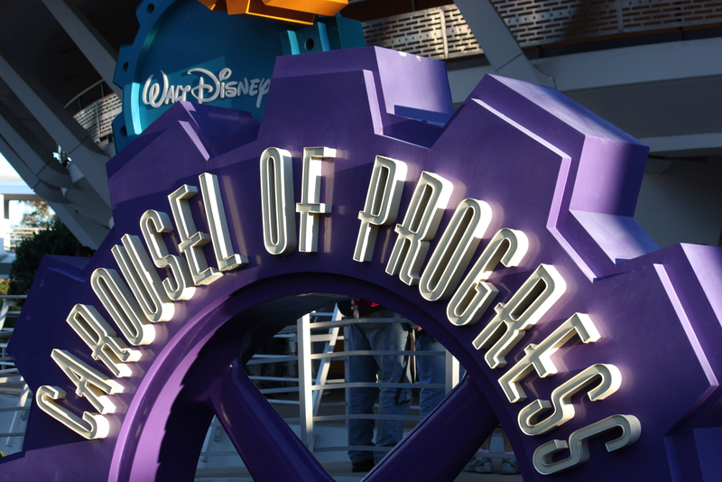Carousel of Progress review