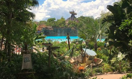 Typhoon Lagoon Attractions