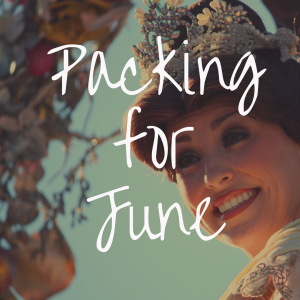 What to Pack for Disney World in June