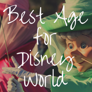 What is the Best Age to Take Kids to Disney World?