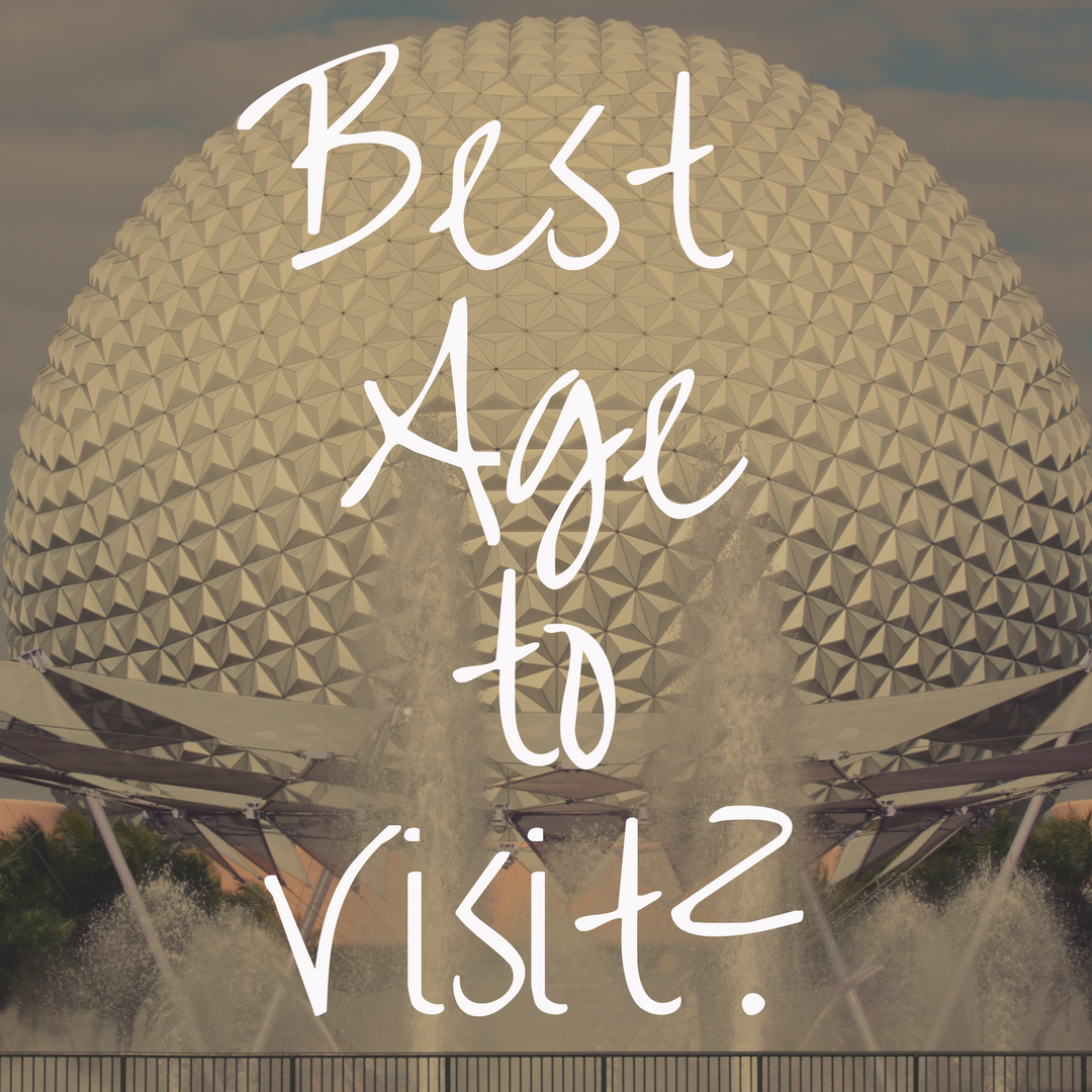What's the Best Age to Take a Child to Disney World?