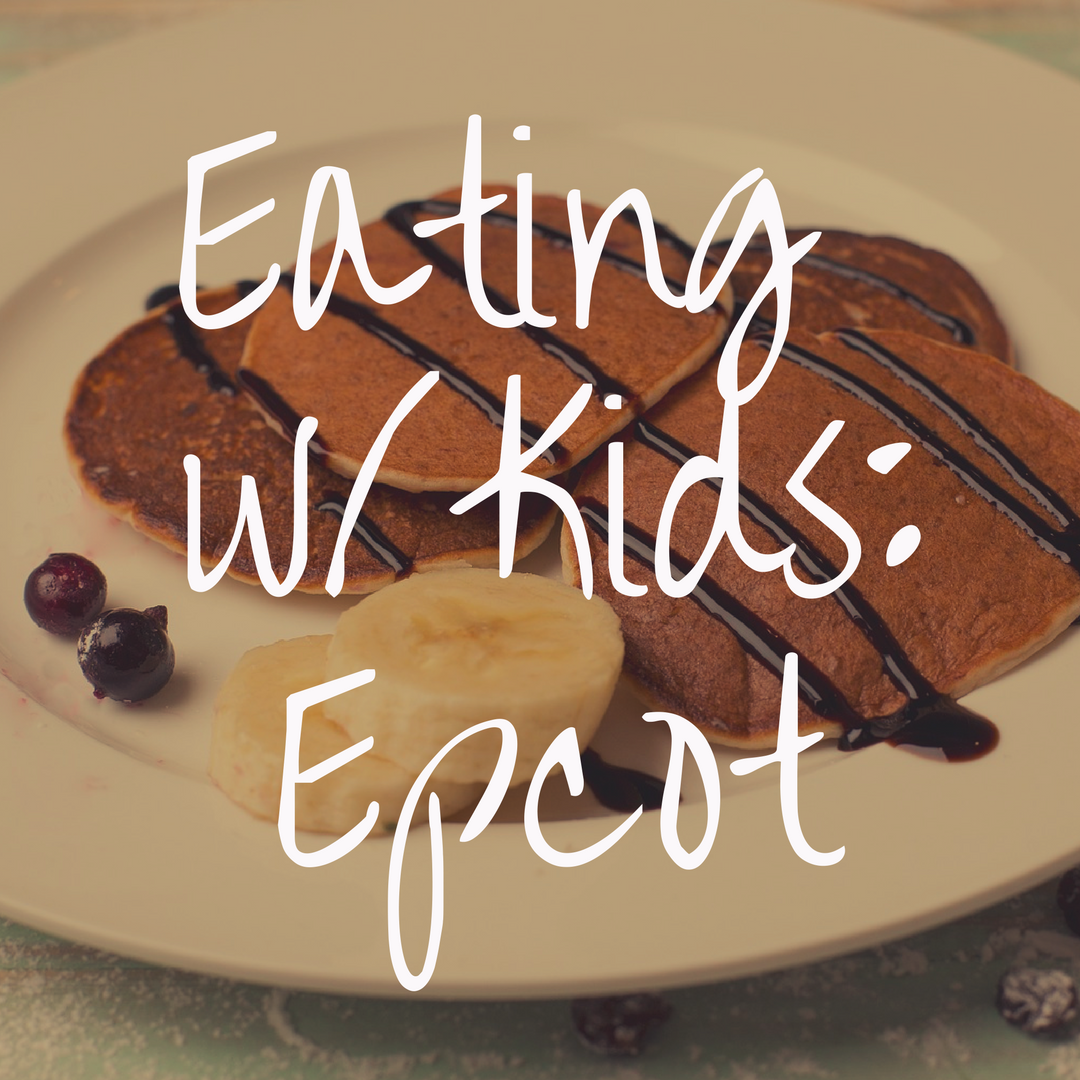 What Are the Best Places to Eat in EPCOT with Kids?