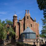 Haunted Mansion ride review