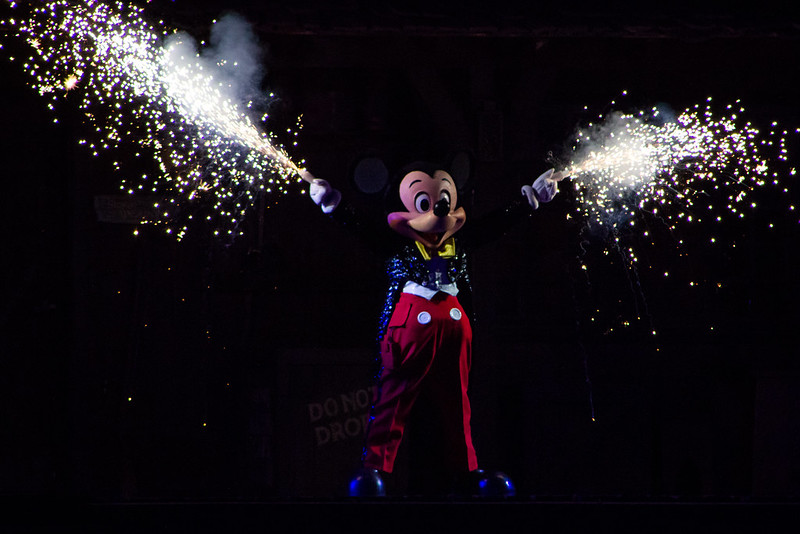 Fantasmic! review