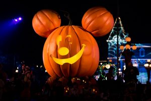 Mickey's Not-So-Scary Halloween Party review