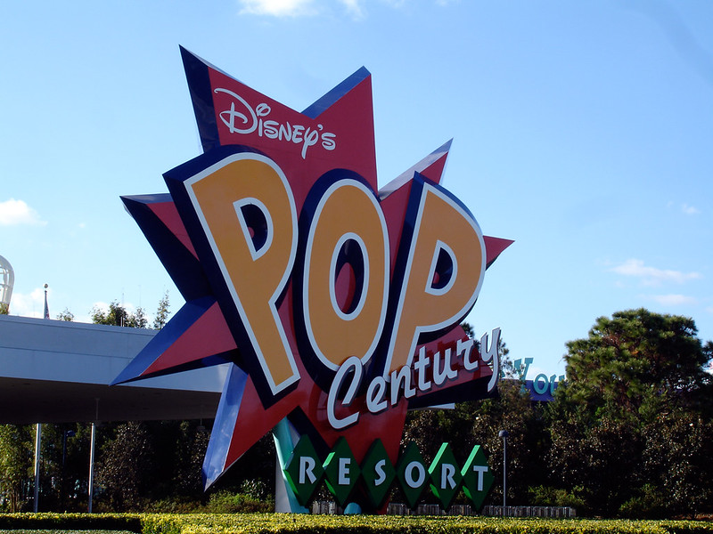 Disney's Pop Century review
