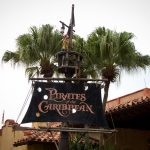 Pirates of the Caribbean ride review