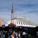 Space Mountain review