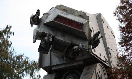 Star Tours: The Adventure Continues ride review