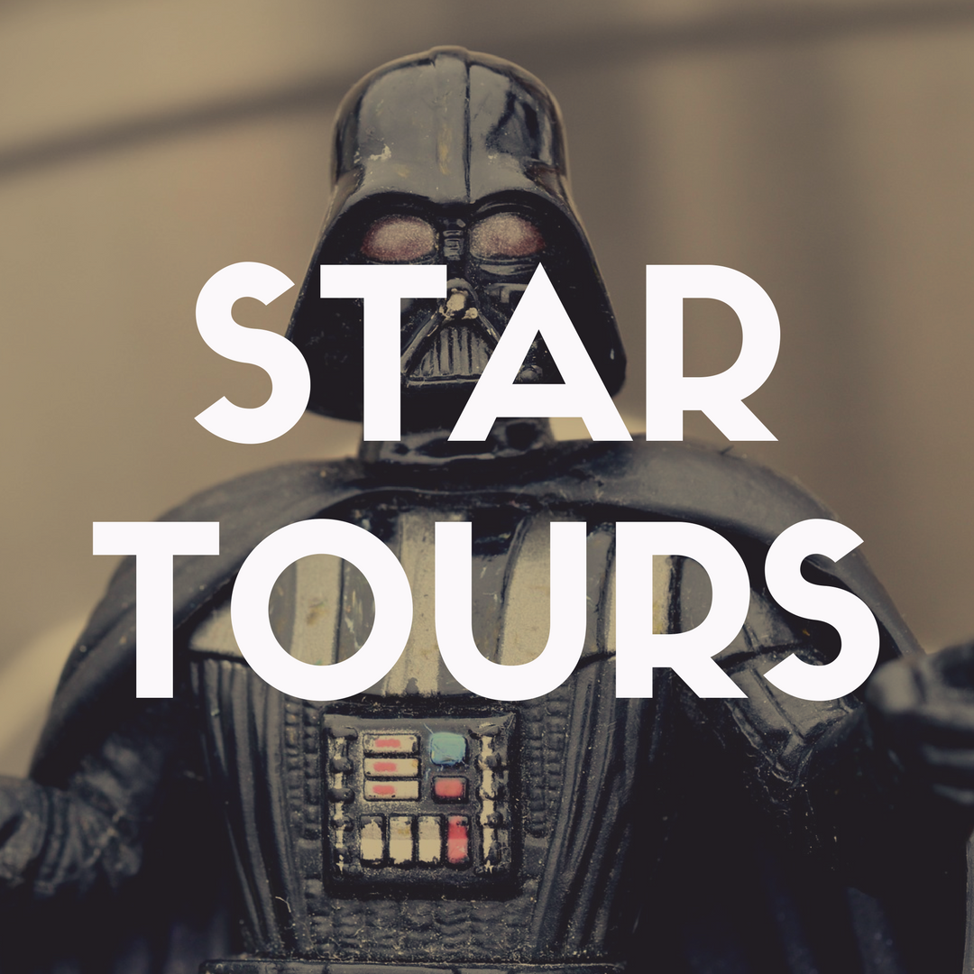 Star Tours ride review