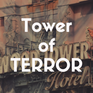 Tower of Terror ride review