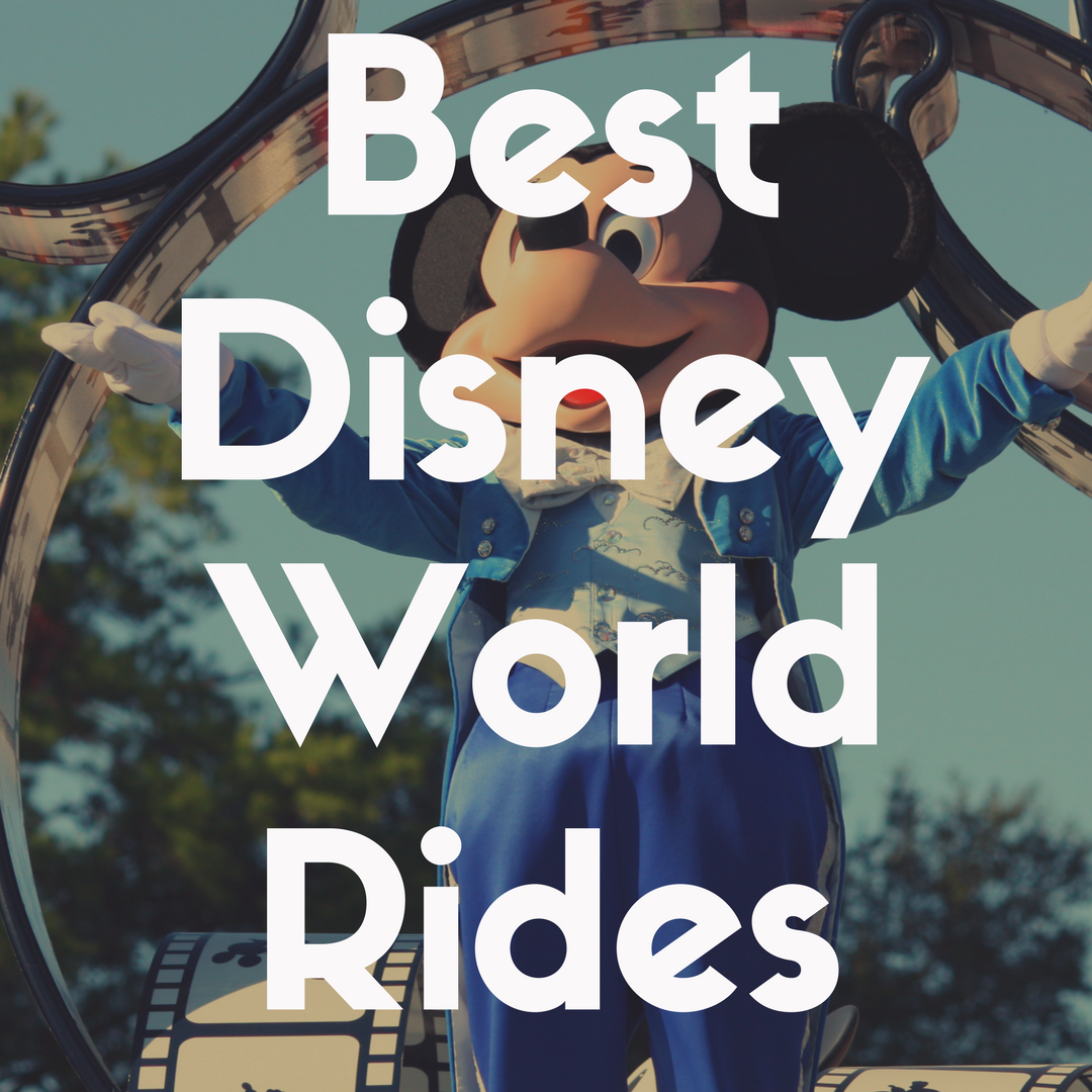 The 15 Best Rides at Disney World for Adults to Try at Least Once