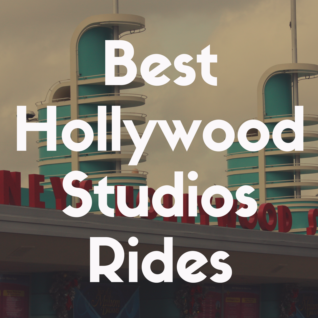 The Best Rides at Disney's Hollywood Studios to Experience