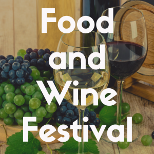 Food and Wine Festival review