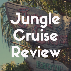 Jungle Cruise Disney World ride review