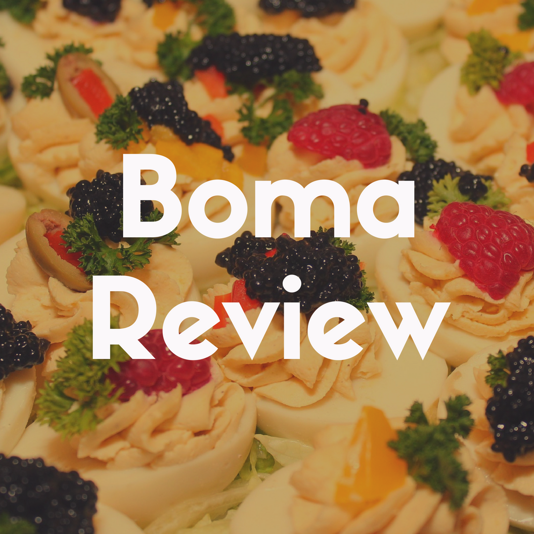 Boma review