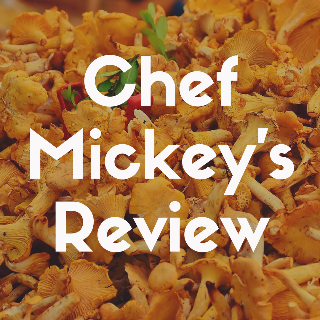 Chef Mickey's review