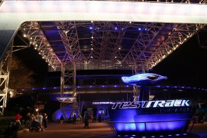 Test Track ride review