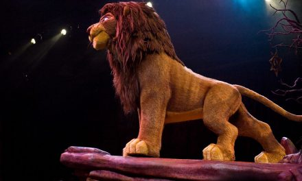 Festival of the Lion King review