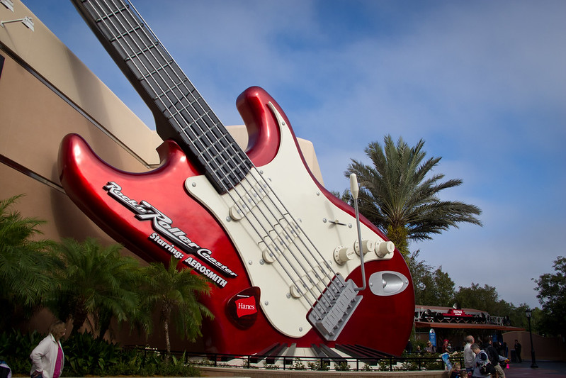 Rock 'n' Roller Coaster review