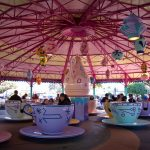 Mad Tea Party Ride review