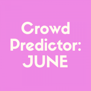 Use our Disney World Crowd Predictor for June to navigate the parks well!