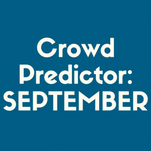 Crowd Predictor for Disney World in September