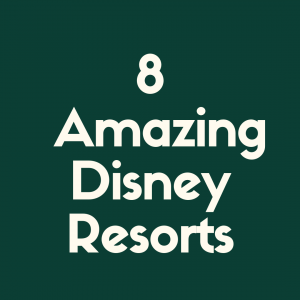 Check out some amazing Disney World resorts you'll want to stay at!