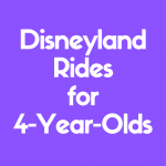 Discover the Best Disneyland Rides for 4 Year Olds