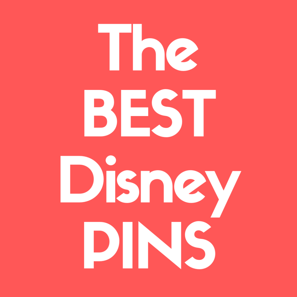 Discover some of the best Disney World pins you can buy!