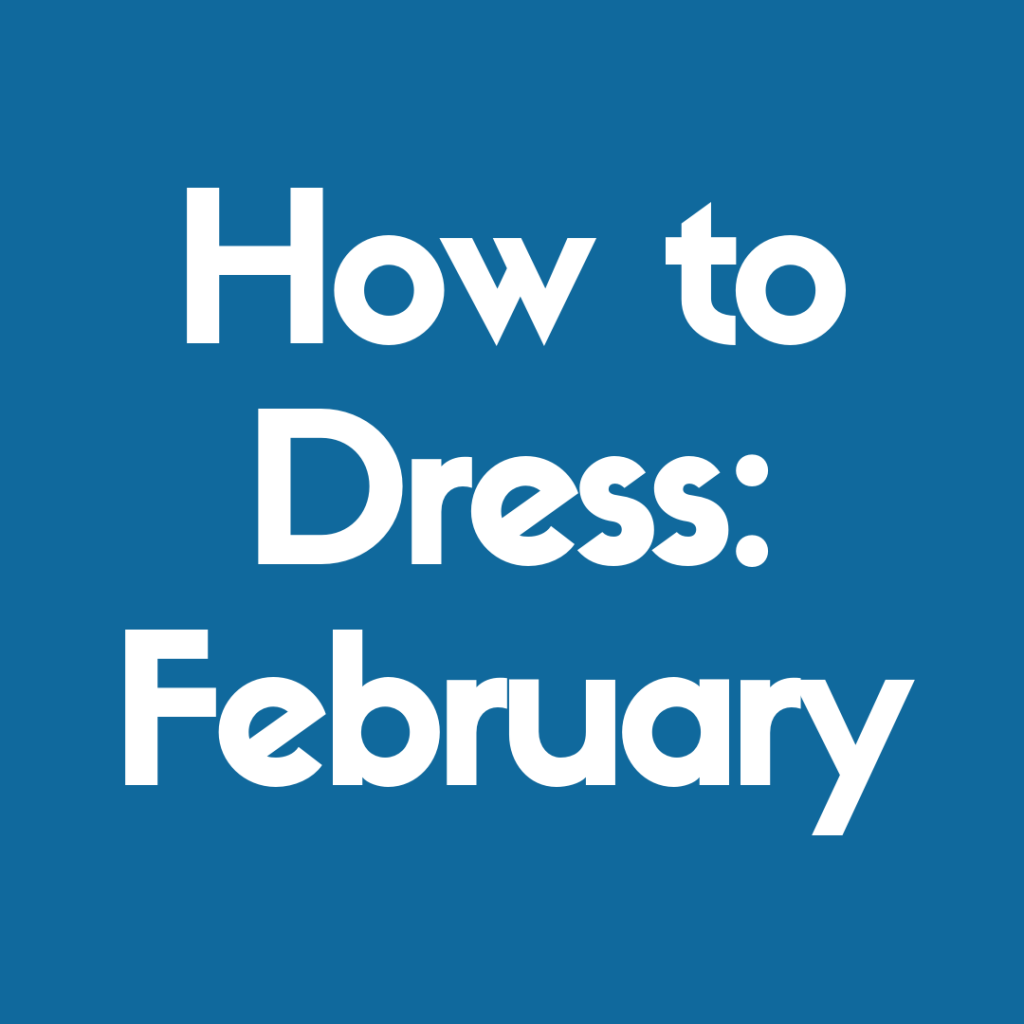 Discover how to dress in Disney World in February!