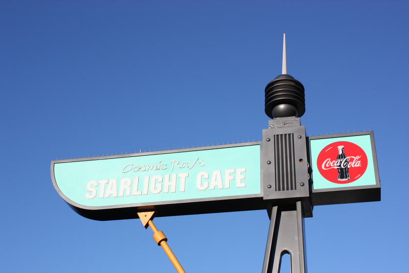 Cosmic Rays Starlight Cafe review