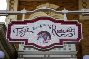 Tony's Town Square restaurant review