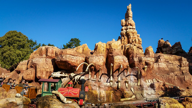 The 3 Best Roller Coasters at Disneyland You'll Love