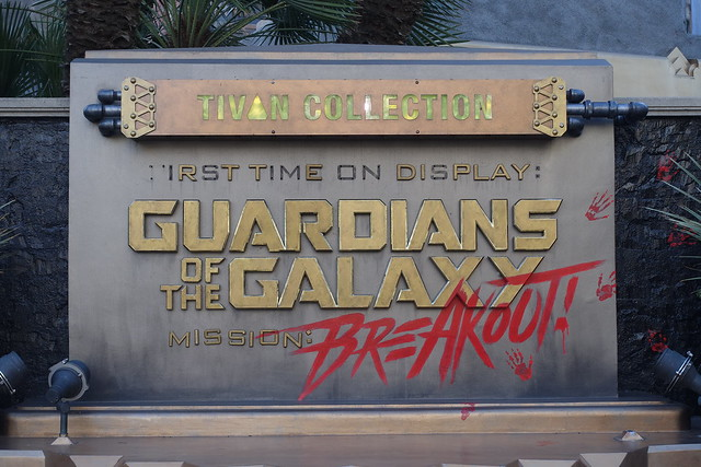 Guardians of the Galaxy Mission Breakout review