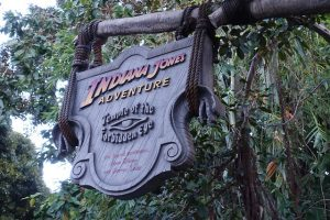 Indiana Jones Adventure ride review