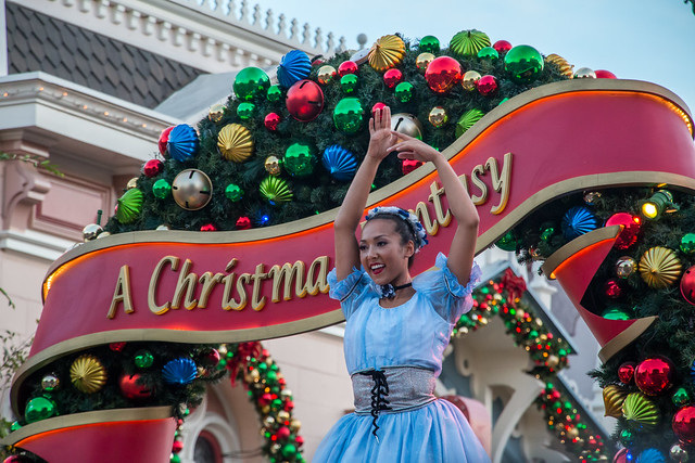 Crowd Predictor for Disney World in December