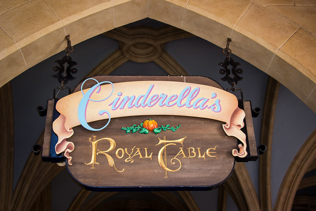 Cinderella's Royal Table review
