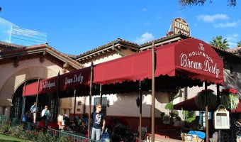 Hollywood Brown Derby review