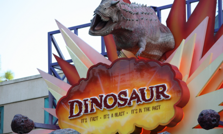 Dinosaur ride review
