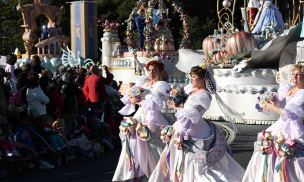 Is it Packed: Disney World in April