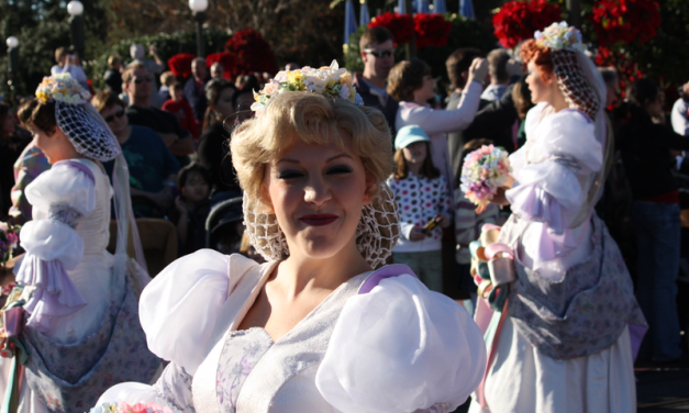 Is it Packed: Disney World in March