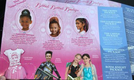 Bibbidi Bobbidi Boutique Prices and Packages Guide for Disney World