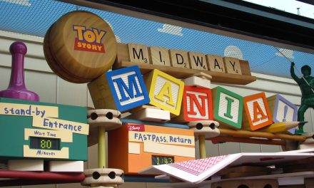 Toy Story Mania review