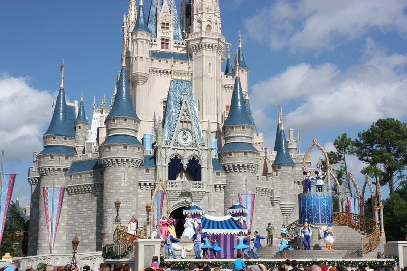 The top 10 fastpasses for Magic Kingdom