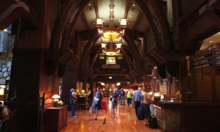 Disney's Grand Californian Hotel & Spa Review