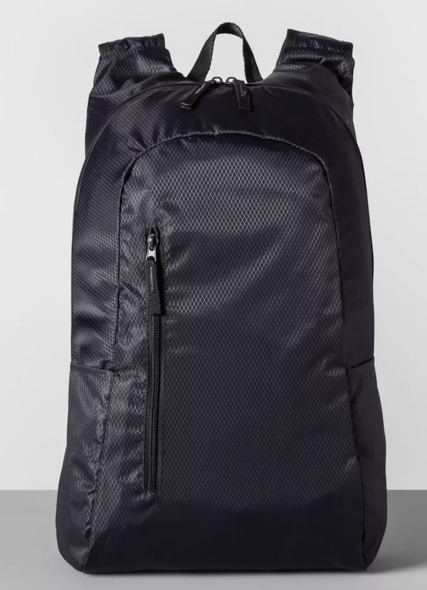 """Packable 19"""" Backpack - Made By Design"""